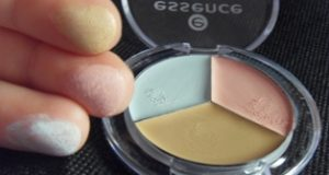 Elegir el color de base correctora