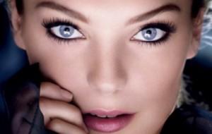Видеоурок макияж для узких глаз.