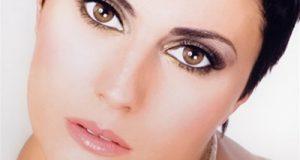 Maquillaje para ojos grandes (2)