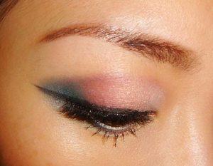 Técnica Maquillaje Ojos Multicolor