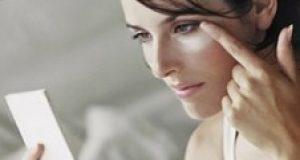 Maquillaje para disimular los ojos hinchados