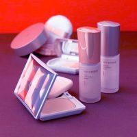 Fondo y correctores de maquillaje