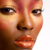 Maquillaje para piel negra