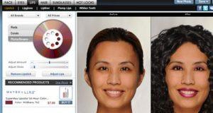 Maquillaje online con Taaz
