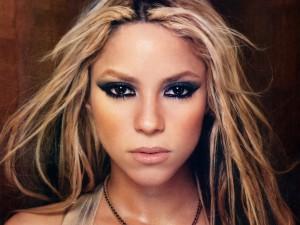 Como se maquilla Shakira