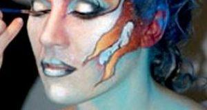 El maquillaje fantasia