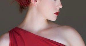 maquillaje fin de año - 40's style