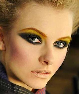 Maquillaje Disco Style Maquillajes De Contraste Para La Noche