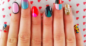 nail art - maquillaje de uñas