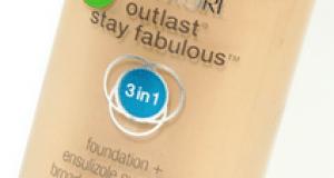 Covergirl Stay Fabulous 3 en 1