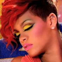 Maquillaje inspirado en Rihanna